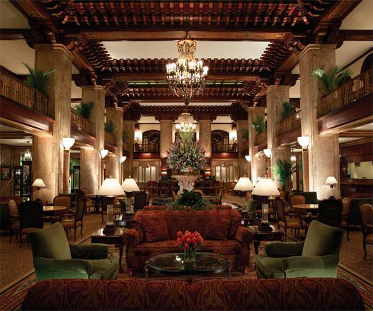Peabody Hotel Rooms